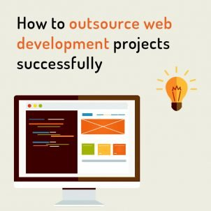 How to outsource web development projects successfully