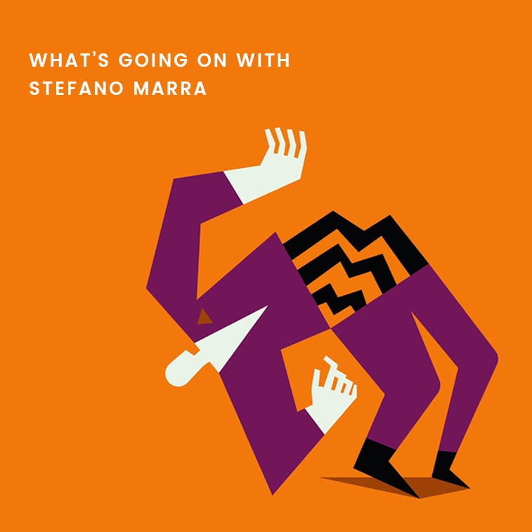 What's going on with Stefano Marra