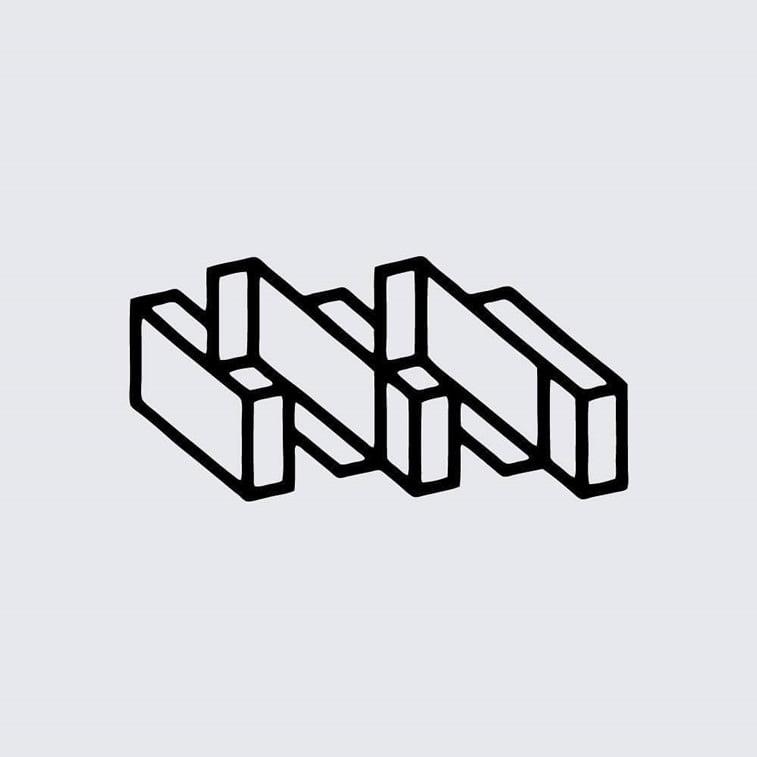 arhitektura izometrijksi logo