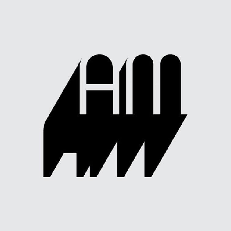 logo 3d slova senka