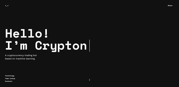 crypton sajt naslovna kontrast