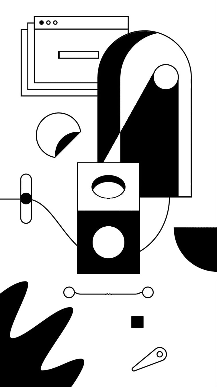 kontrast igrica interaktivni elementi fliper