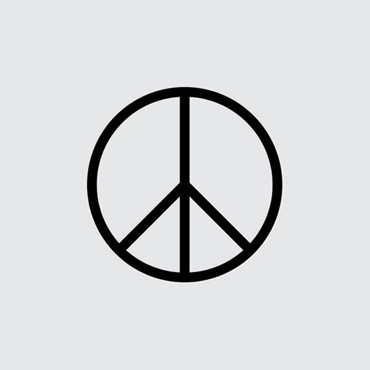logo znak za mir