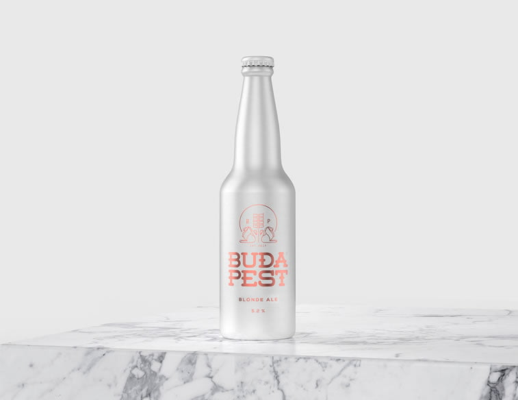 beer packaging design budapest 1