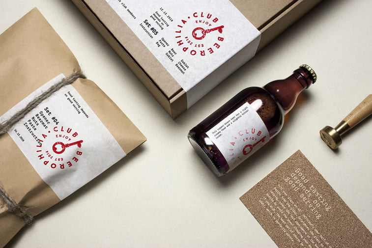 beer packaging design club beerophilia 2