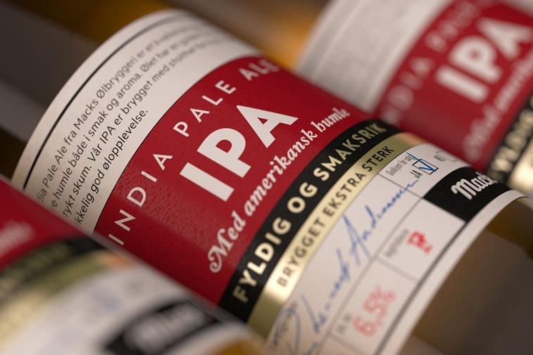 beer packaging design IPA fyldig 1