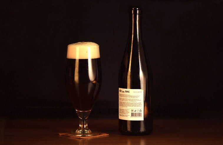 beer packaging design pes da lis 1