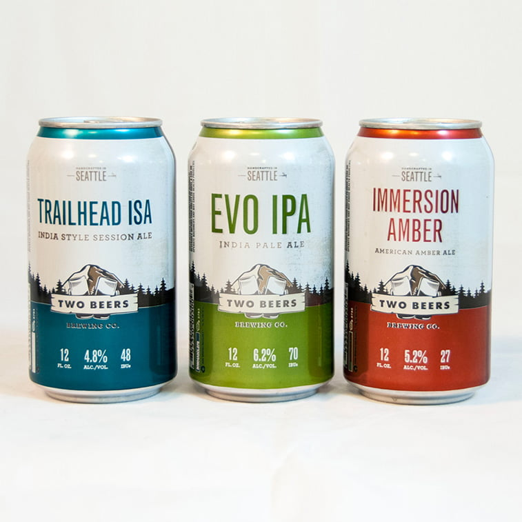 Beer packaging inspiration