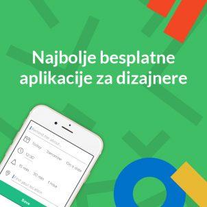 Najbolje besplatne aplikacije za dizajnere – Android i iOS
