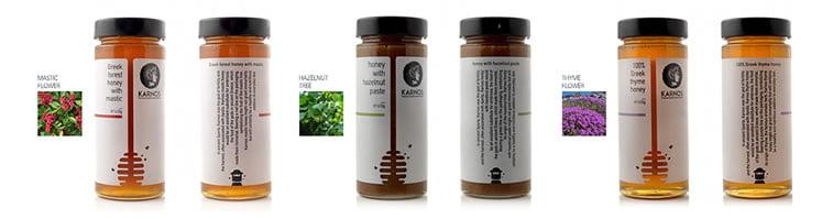 karnos honey packaging 1