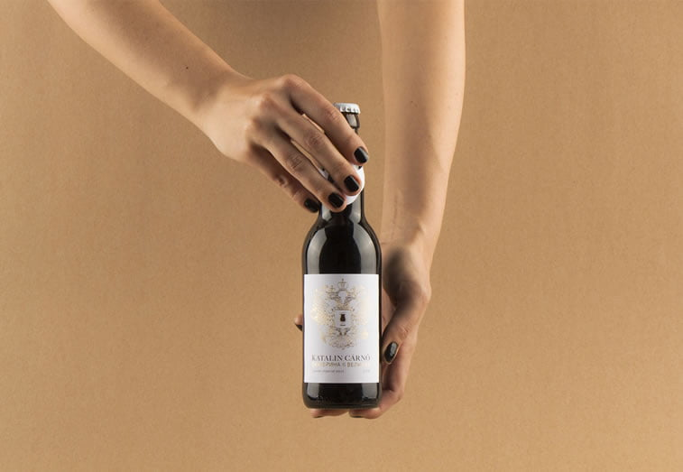 katarina velika beer packaging design 1