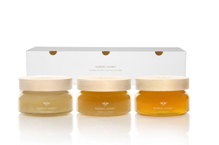 nordic honey packaging 1