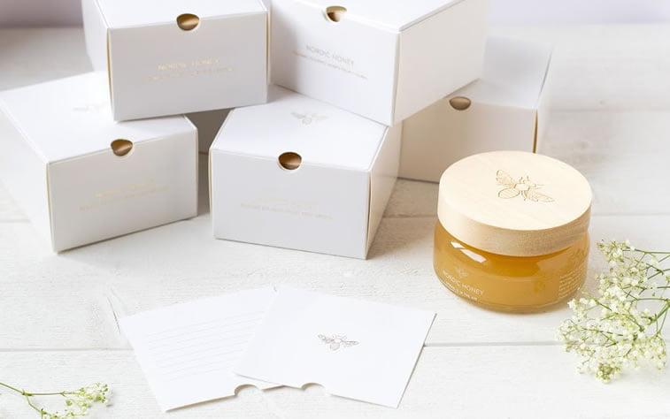 nordic honey packaging 5