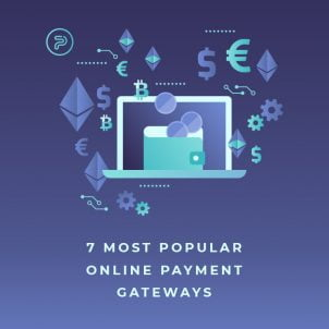7 most popular online payment gateways