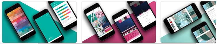 pantone studio app boje