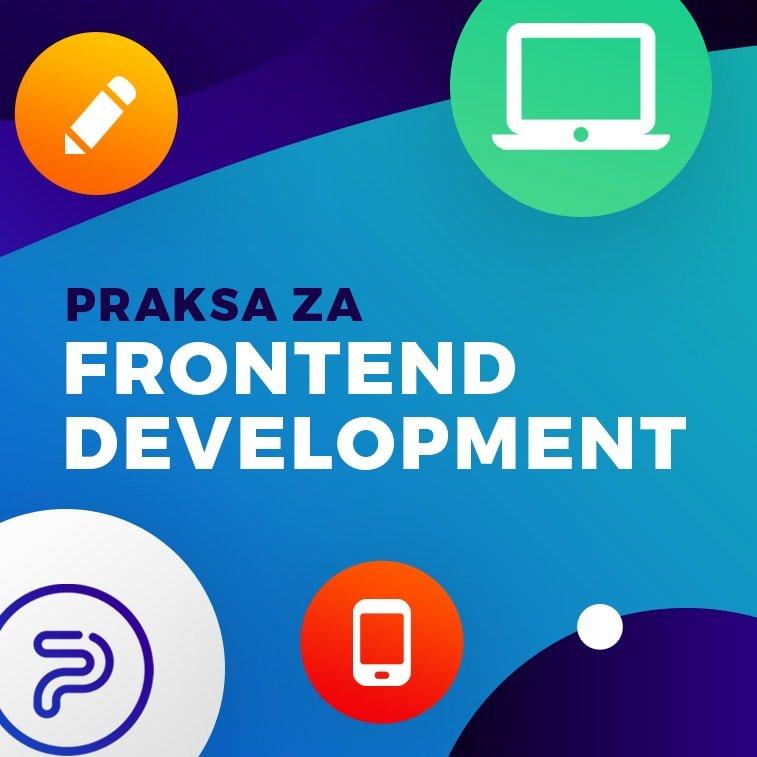 Praksa za frontend development