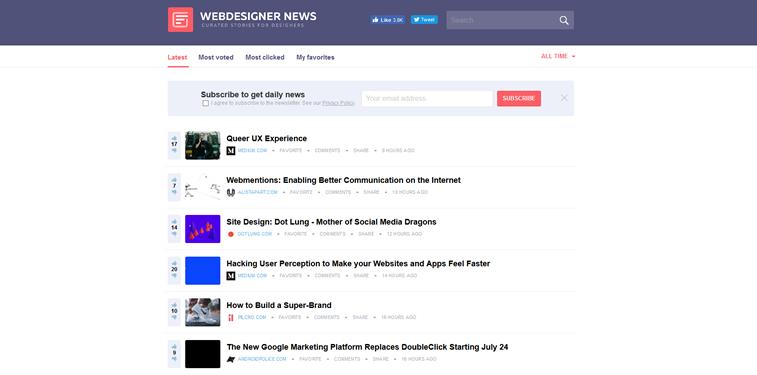 webdesigner news imejl bilten