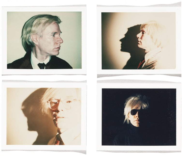 andy warhol self-portrait 1981-1983
