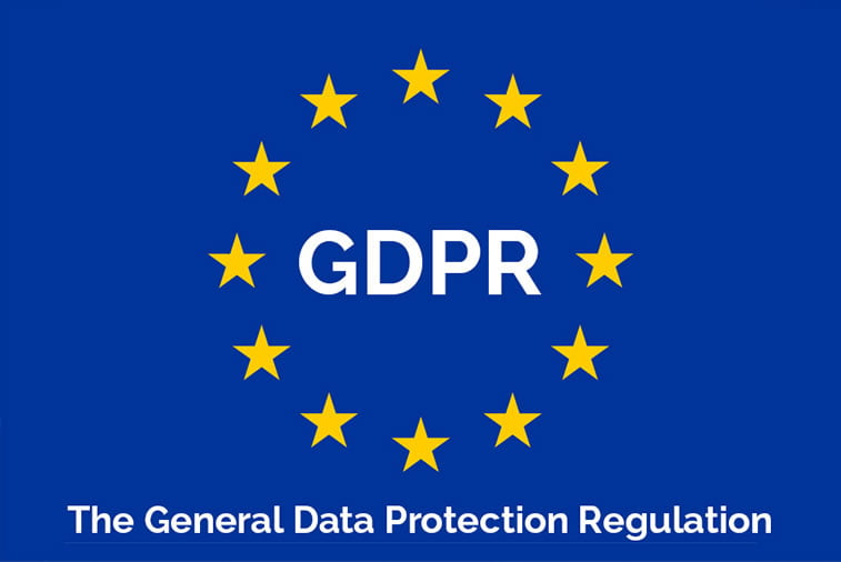 GDPR web and EU