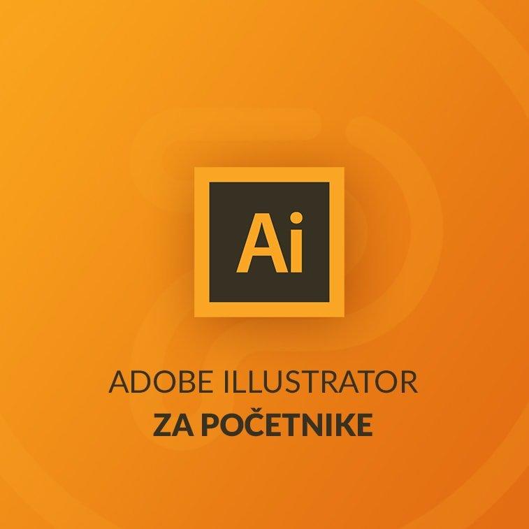 Adobe Illustrator za početnike