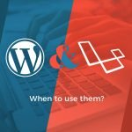 featured image wordpress and laravel