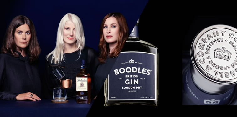 boodles spirits packaging design 1