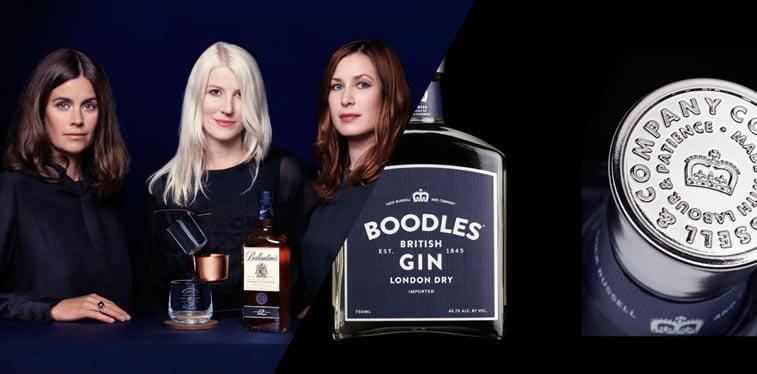 boodles spirits packaging design 1