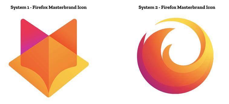 firefox logo redizajn predlozi