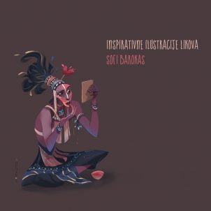 Inspirativne ilustracije likova Sofi Barokas