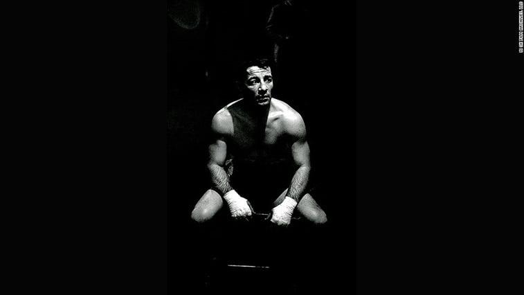 boxer Rocky Graziano 1947 stanley kubrick photo