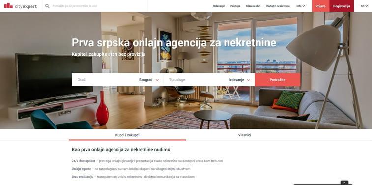 city expert agencija za nekretnine