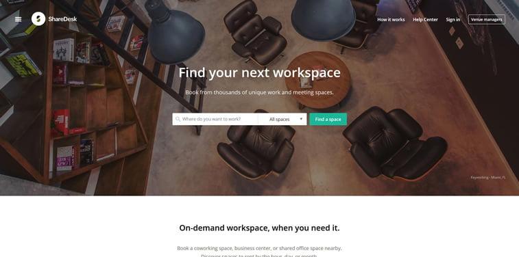 workspace izdavanje poslovnog prostora