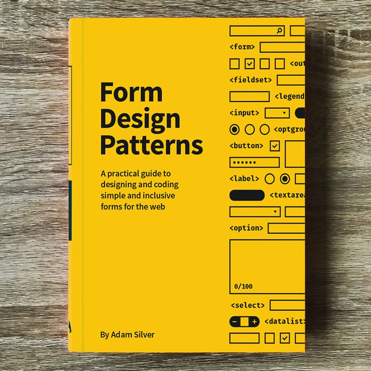 form design patterns prirucnik dizajn smashing