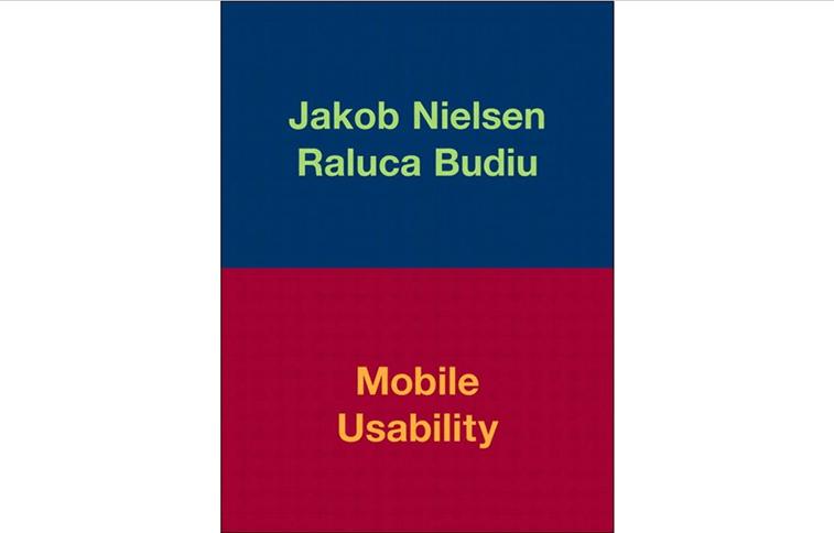 mobile usability knjiga NN/g jakob nielsen