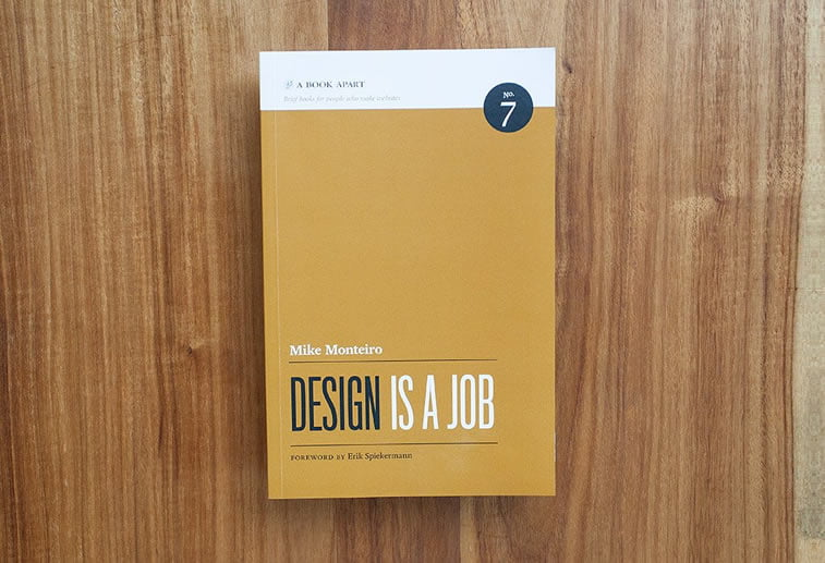 design is a job knjiga mike monteiro