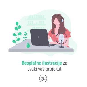 UnDraw: Besplatne ilustracije za svaki vaš projekat
