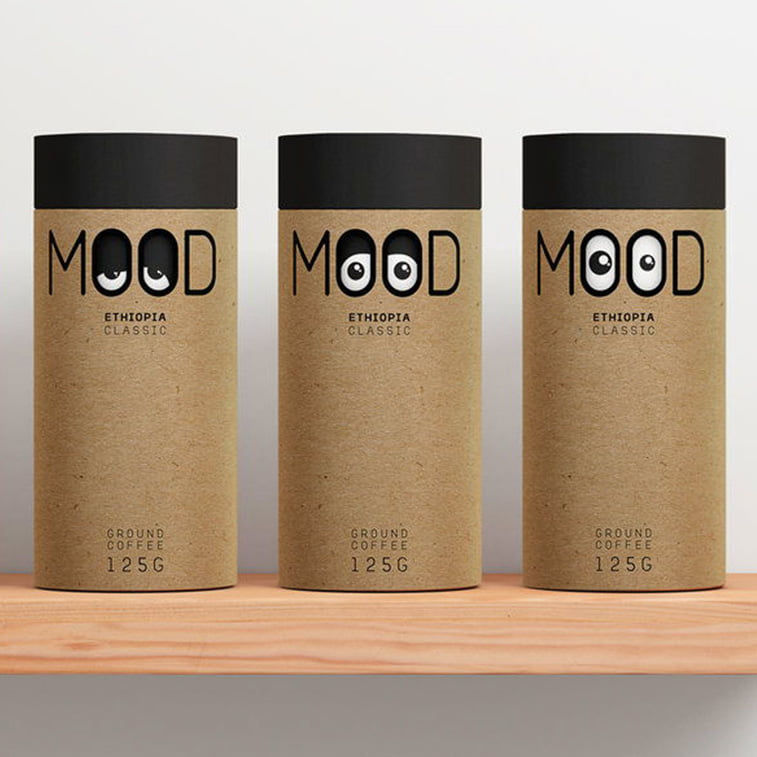 45014Creative coffee packaging design ideas