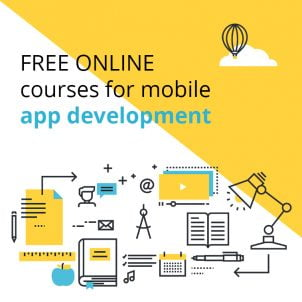 Free online courses for mobile app development