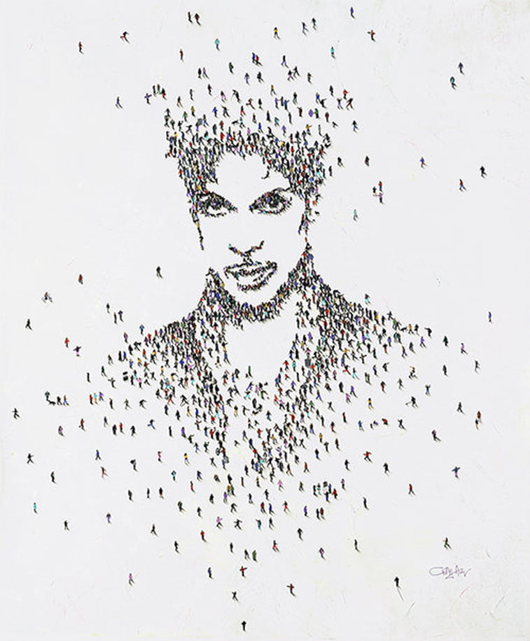 prince by craig alan portrait