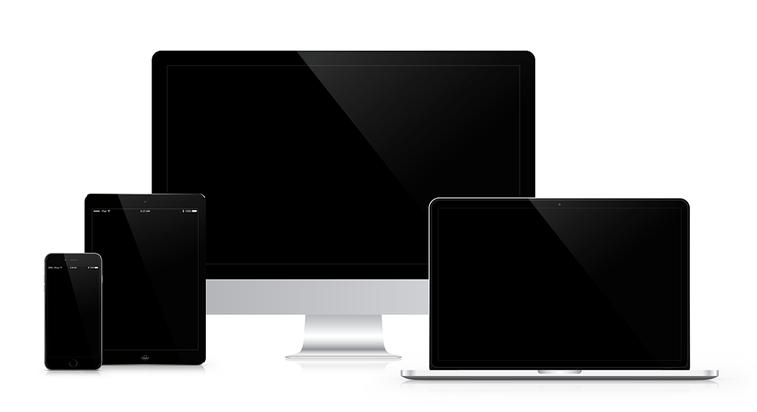 responzivni web dizajn desktop mobilni telefon tablet lap top