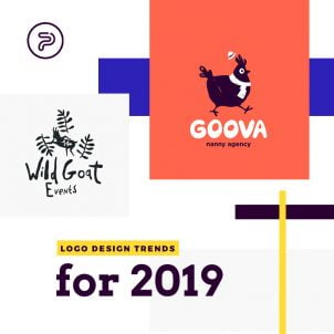 Logo trends for 2019 that will make your company stand out