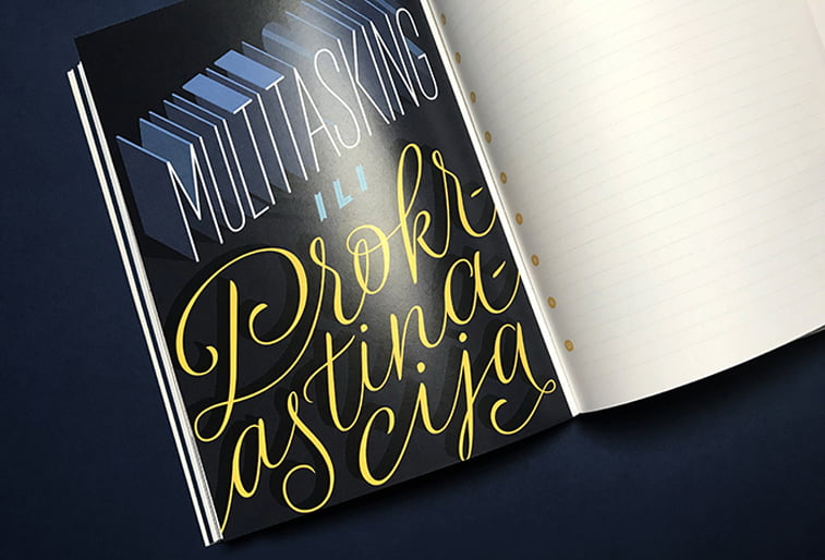 multitasking za dizajnere knjiga tamara pesic
