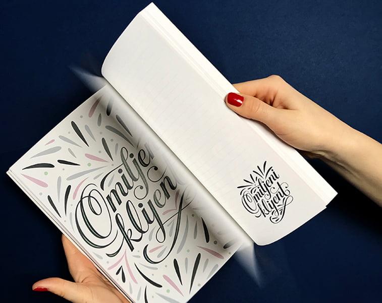 omiljeni klijnet pitanje u knjizi dizajner dizajnerima