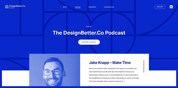 DesignBetter.co podcast