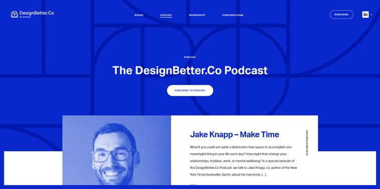 DesignBetter.co podcast