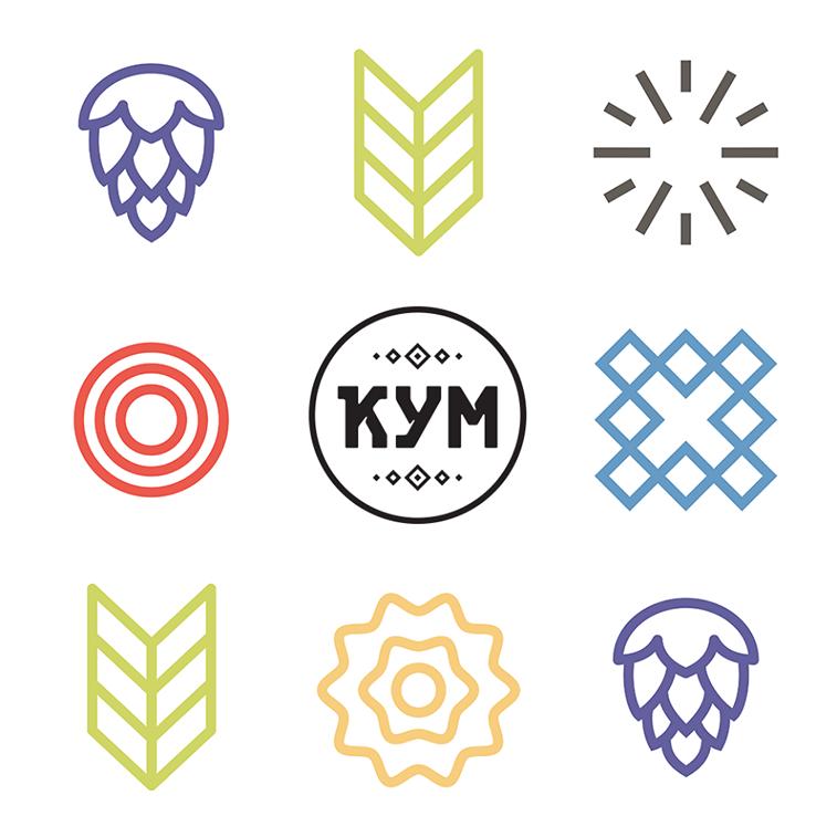 kum pivara logo