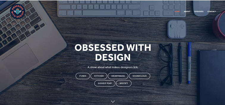 Obsessed with design podcast