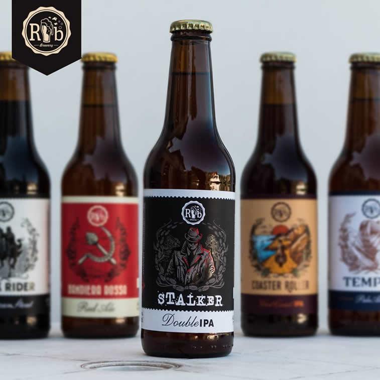razbeerbriga pivara etikete za zanatsko pivo