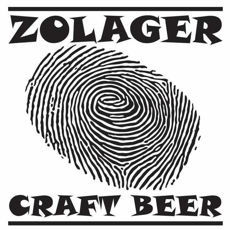 zolager craft beer logo