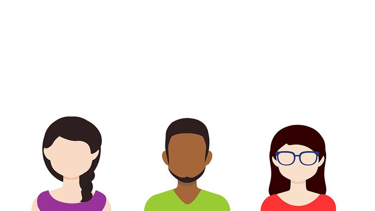 avatar persona korisnici ciljna grupa ilustracija